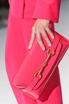 Pale Nails at Gucci - The Best Spring 2013 Nail Trends to Try Now