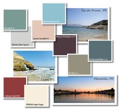 Selecting Interior Paint Colors: Color Experiment