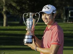 Bae Sang-moon claimed his second PGA Tour event title with a two-shot victory at the Frys.com Open