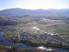 Queenstown Airport, Nuova Zelanda