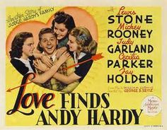 Love Finds Andy Hardy - Yahoo Image Search Results