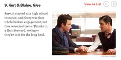 We ranked 20 of TV's favorite couples by compatibility  @TIMECulture