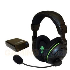 The X32 wireless gaming headset is powered by state-of-the-art 2.4/5GHz Dual Band WiFi radio technology that virtually eliminates wireless interference. Equipped with multiple EQ and stereo expander presets, the X32 allows gamers to mix and match audio settings for different gaming scenarios. Turtle Beach Ear Force X32  are a perfect gift for a special gamer in your life!