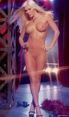 Torrie Wilson Playboy Magazine May 2003