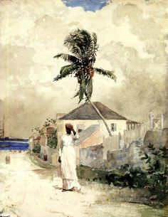 winslow homer along the road - Google Search