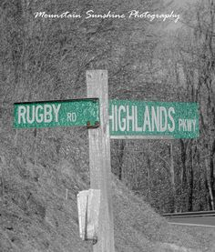 Highlands Parkway, Grayson County, VA