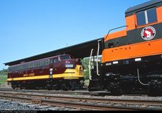 RailPictures.Net Photo: GN 400 Great Northern EMD SD45 at Duluth, Minnesota by Dave Schauer