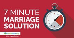 7 Minute Marriage Solution - Dr. Tim Clinton