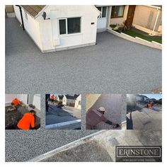 From planning, right through to completion, Charly & his team have been superb in every way. A friendly hard working and professional operation that delivered an excellent product. The project was made easier by the excellent communication from the whole team and I have no hesitation in recommending Erinstone to anyone. Many thanks. www.resinboundstonehq.co.uk wwwerinstone.co.uk Make It Simple, Communication, How To Plan, Projects, Log Projects, Blue Prints, Communication Illustrations