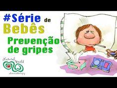 PREVENÇÃO DE GRIPES - SÉRIE AROMATERAPIA PARA BEBÊS - YouTube