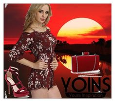 """""""#Yoins"""" by anelaa1923 ❤ liked on Polyvore featuring Sony, yoins and loveyoins"""
