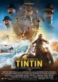 Las aventuras de Tintín: el secreto del unicornio (película, 2012). CÓMICS Y DEMÁS.