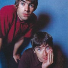 Brothers Liam Gallagher Noel Gallagher, Mikey Murphy, Oasis Band, Liam And Noel, Declan Mckenna, Band Photography, Britpop, Wonderwall, Girl Bands