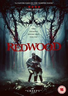 'Find yourself, before they find you.' RedWood is a 2017 American supernatural horror film written and directed by Tom Paton (Pandorica). After some bad news back at home, musician Josh… Horror Movie Posters, Best Horror Movies, Scary Movies, It Movie Cast, Love Movie, Film Movie, Thriller, Terror Movies, Bon Film