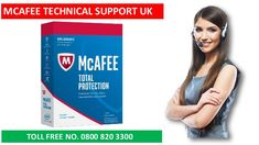 Our Mcafee Technical Support UK team is always available 24*7 for your help. Our Mcafee Technical Support teams are happy to help you with all your difficulties regarding Mcafee antivirus or to fix Mcafee antivirus problems.
