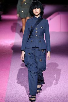 What do you think of this look from Marc Jacobs?