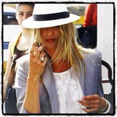Summer panama hat.............