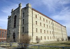Missouri State Penitentiary Tours in Missouri   VisitMO.com