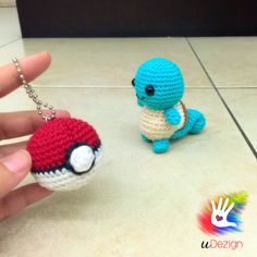 Squirtle (Pokemon) Pattern by uDezignCrafts on Etsy