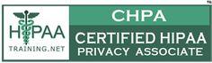 Certified Hipaa Privacy Associate