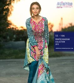 Grab the style in #winter #dresses! buy Khaddar collection in affordable pricing. PKR: 1500 / USD: $15 Place your order ☛ {+92-322-3504542} #printedkhaddar #winterdress #onlineshopping