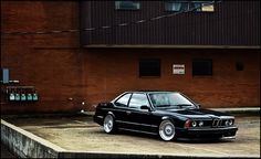 my 635csi dreams about looking this good after 27 yrs