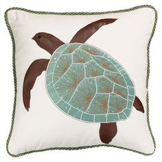 I pinned this Villa Pillow from the Resort Entertaining event at Joss and Main!