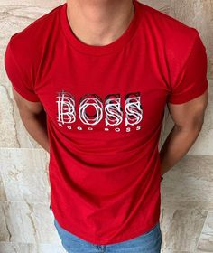 Polo Horse, Hugo Boss, Graphic Design, Mens Tops, T Shirt, Outfits, Collection, Black, Women