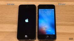 เปรียบเทียบความเร็ว iOS 9.3.4 vs iOS 9.3.3 บน iPhone 4s, 5, 5s, 6 และ 6s