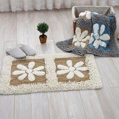 Cotton Chenille Shaggy Handmade Rug  Price: 29.73 & FREE Shipping  #hashtag1
