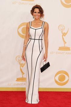 Emmy 2013 Red Carpet: PHOTOS Of All The Dresses & Jewels From Your Favorite TV Stars