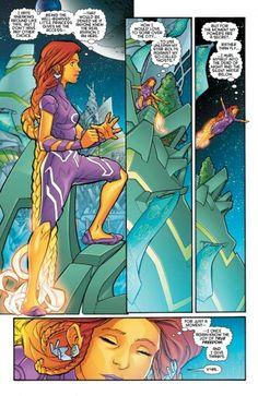 DC COMICS: Starfire