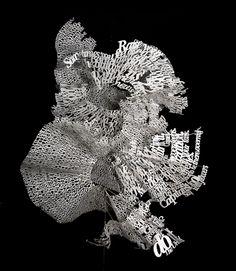 Ebon Heath type sculpture