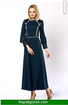 Tozlu 2015 En Güzel Kapalı Elbise Modelleri