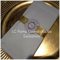 LC Porta Guardanapos Exclusivos: Outros Modelos