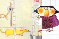 Un papa a la medida .Producido por Los Animantes para SM Ediciones, México. Basado en un cuento para niños de Davide Cali y Ana Laura Cantone.