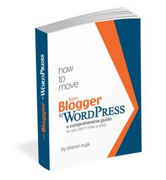 Great article on moving from Blogger to Word Press.