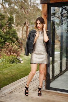 Sparkly Tweed