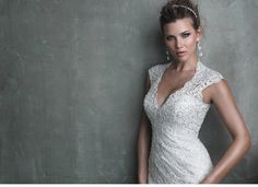 Style of the Week Allure Couture C309 | Allure Bridals