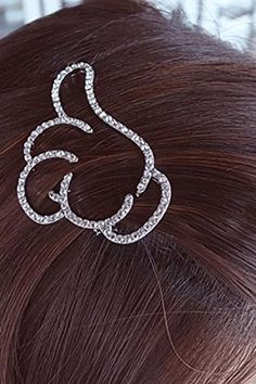 Generic [Full_shop_for_15.] Korean_ fashion hair ornaments wild_temperament_exposed_edge_ clips_ clip women girl _Liu *** Check out this great article. #hairdo