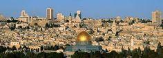 Familias Restauradas.: Jerusalém Cidade que move o coração do Senhor Jesu...