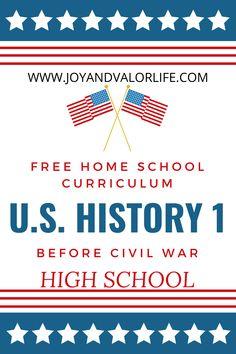 Homeschool Curriculum - Joy and Valor Life