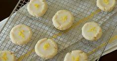 Zesty Lemon Cream Cheese Cookies