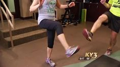 Fit Friday: The leg workout for people with sore knees | Local - KY3.com