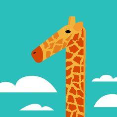 1 @36daysoftype  #36daysoftype  #36daysoftype06  #36days_adobe  #36days_1 . . .  #giraffe #jezovic #illustration#vectorart #adobe… 36 Days Of Type, Illustration, Giraffe, Adobe, Symbols, Instagram, Art, Art Background, Felt Giraffe