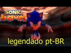 SONIC BOOM (SÉRIE DE TV)! Trailer legendado em pt-BR