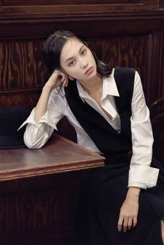Kiko Mizuhara - Elle Magazine August Issue '15