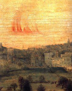 Der selbstmord Sauls - Detalle - Pieter Bruegel the Elder - Regenbogen - Art & Books
