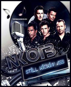 Nkotb still kickin ass..
