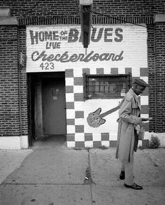 Checkerboard Lounge, 43rd Street (Chicago)